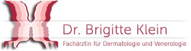 Hautärztin in Wien Dr. Brigitte Klein Fachärztin für Dermatologie und Venerologie Logo